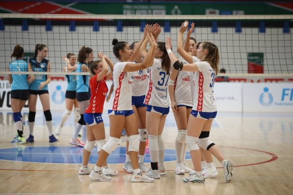 Finali nazionali giovanili Crai U17 femminili