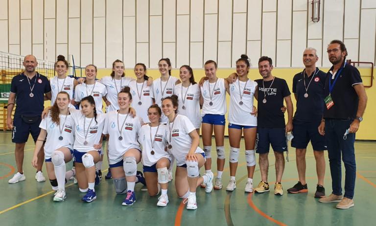 Finali nazionali giovanili Crai U17 femminili V7